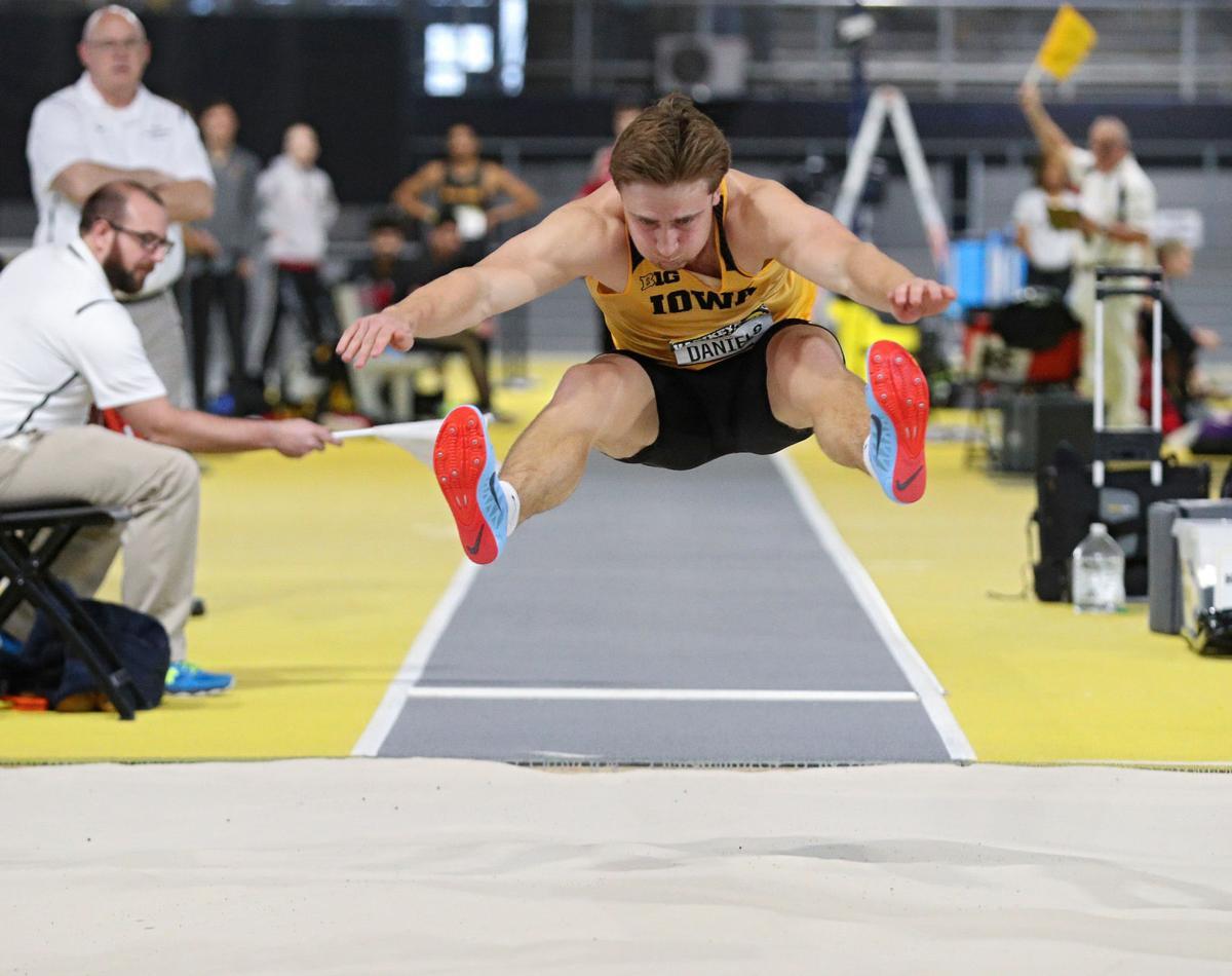 Iowa Track and Field Hawkeye Invitational