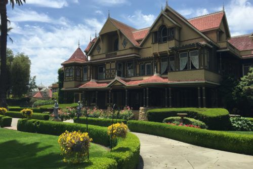 7 Spooky Facts About The Winchester Mystery House