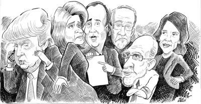 Impeach art