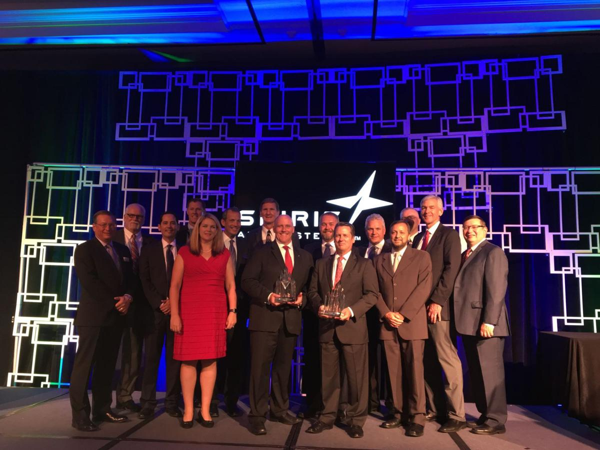 Arconic award from Spirit AeroSystems
