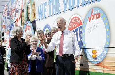 Joe Biden, Nuns on the Bus