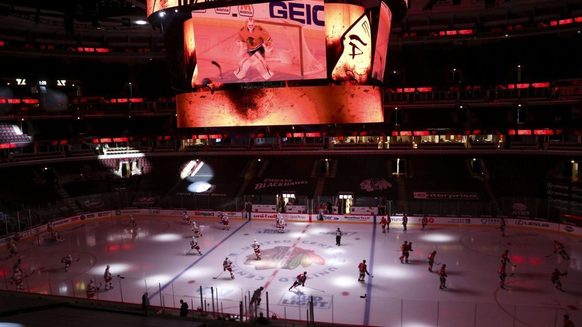 Chicago Blackhawks - File