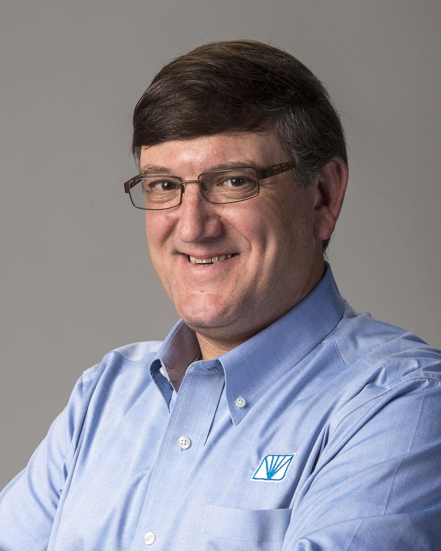 Brian Laufenberg, IH Mississippi Valley Credit Union president/CEO