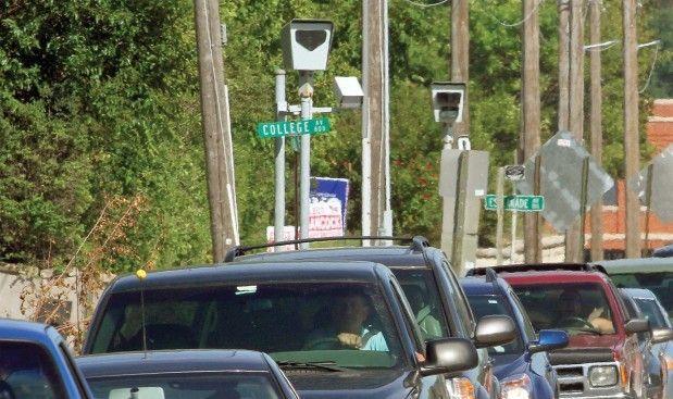 River Drive speed camera