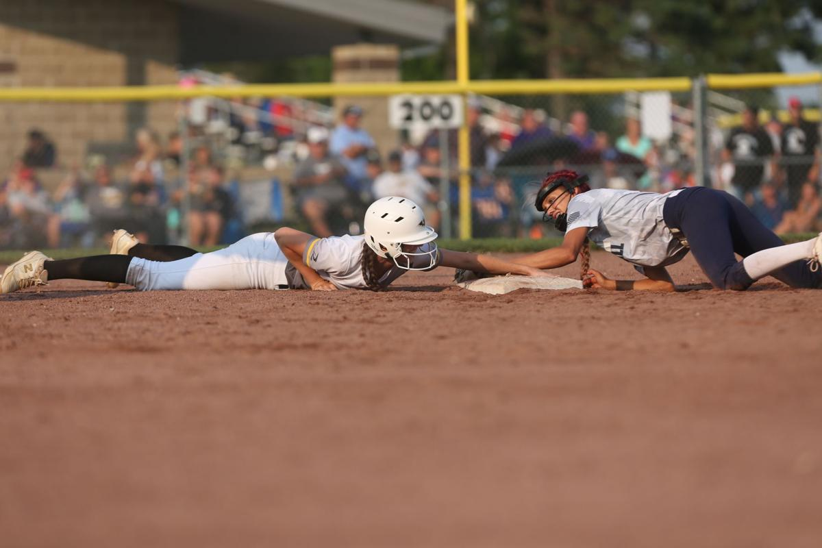 Southeast Polk vs Pleasant Valley softball Class 5A State Quarterfinals - McNeeley
