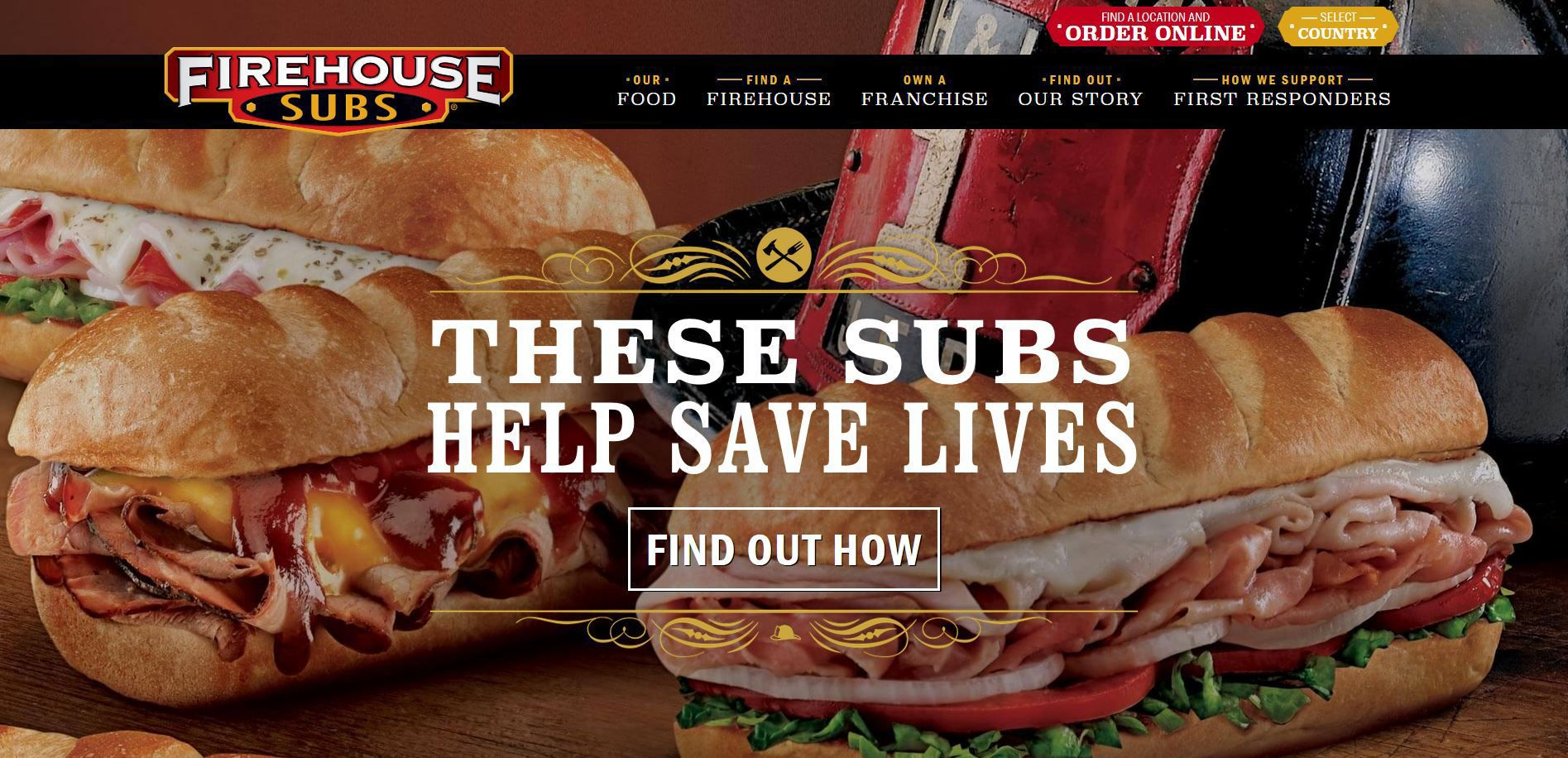Exceptional Firehouse Subs