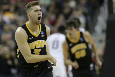 NCAA Iowa Cincinnati Basketball