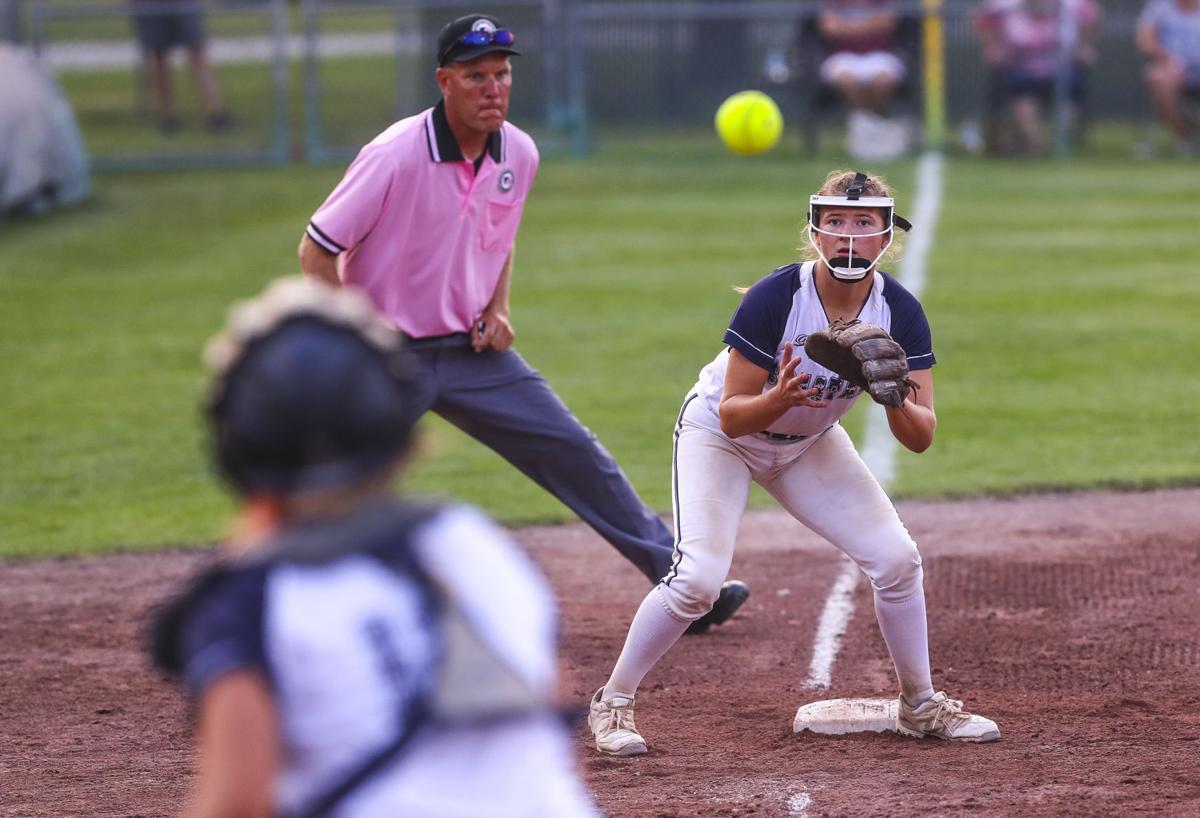 State Softball Pleasant Valley Wednesday 13
