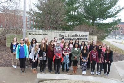 Pvhs Students Have Hands On Learning Experience At University Of