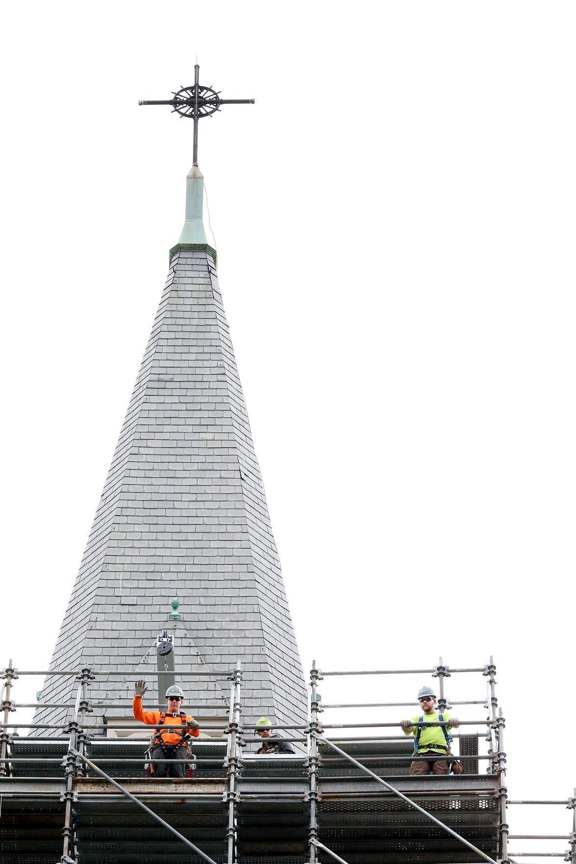 11 Catholic Church Properties Get Roof Repairs Local