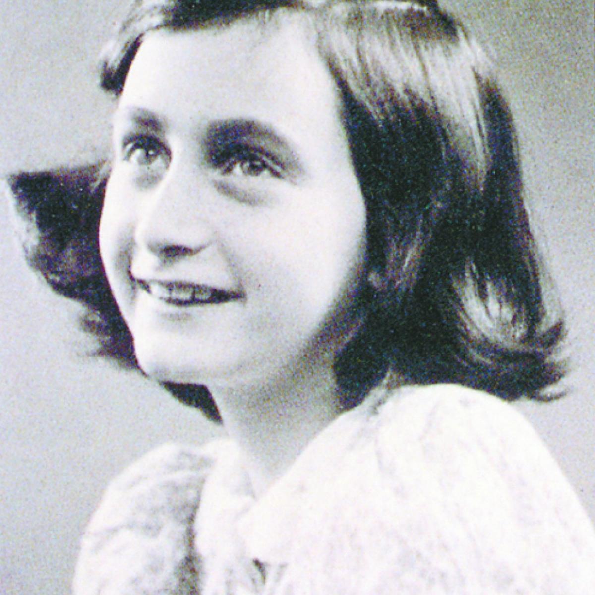 Anne Frank's Iowa pen pal tells her story   Local News