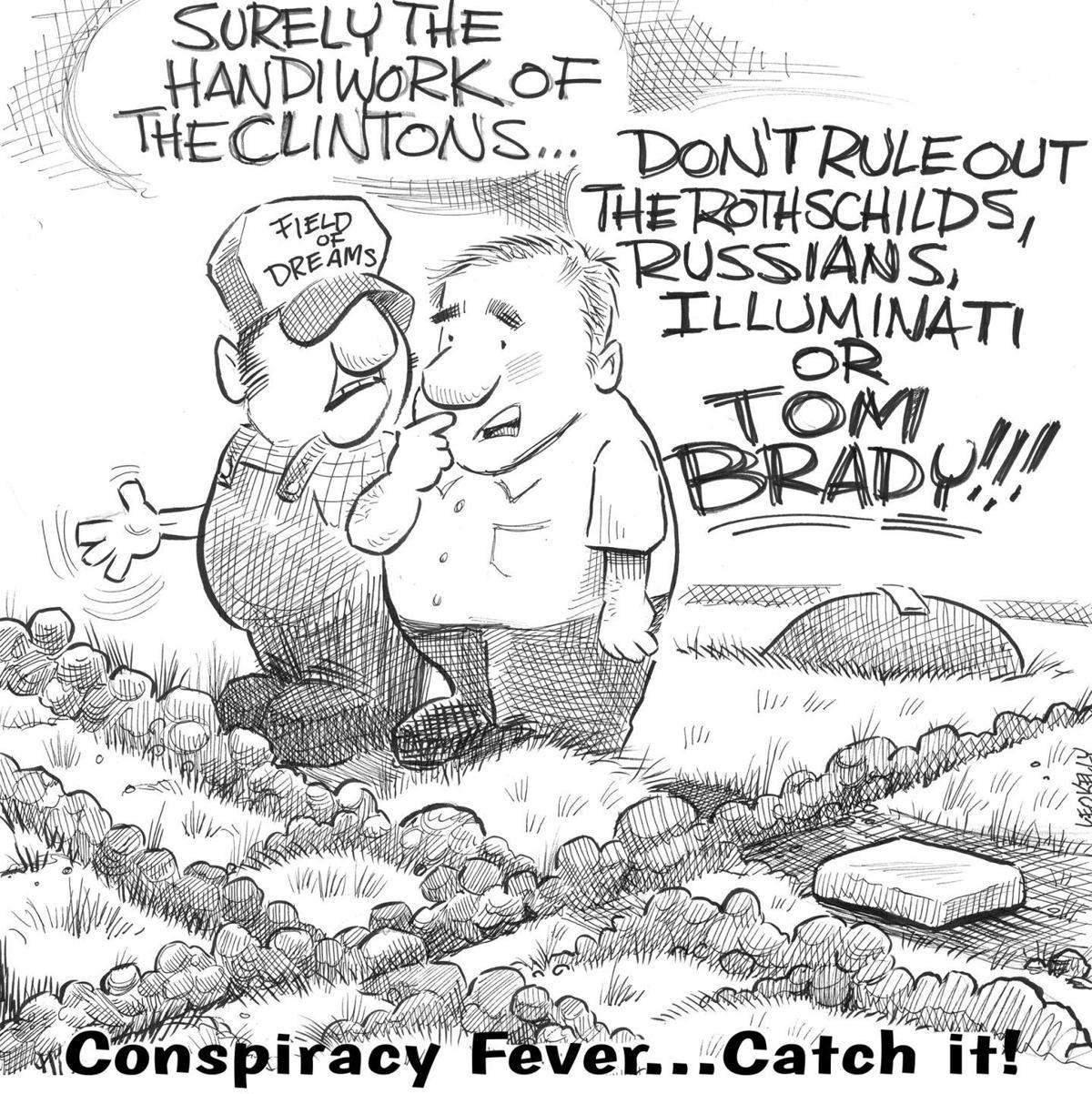 Sunday's cartoon