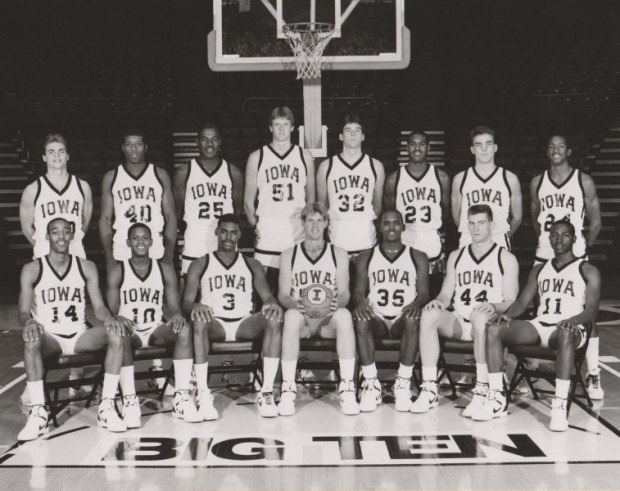 1986-87 Iowa Hawkeyes
