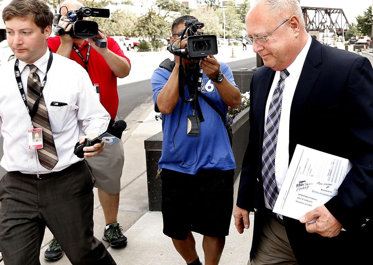 Bill Boom sentencing