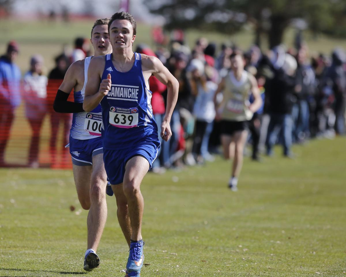 State Cross Country 1A