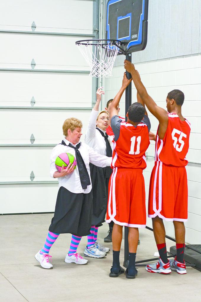 Granny Basketball 57