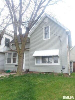 2 Bedroom Home in Moline - $69,900