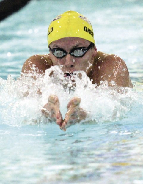 Rocks Muskies Make Impact High School Swimming