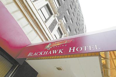 Blackhawk Hotel project threatened by critical report
