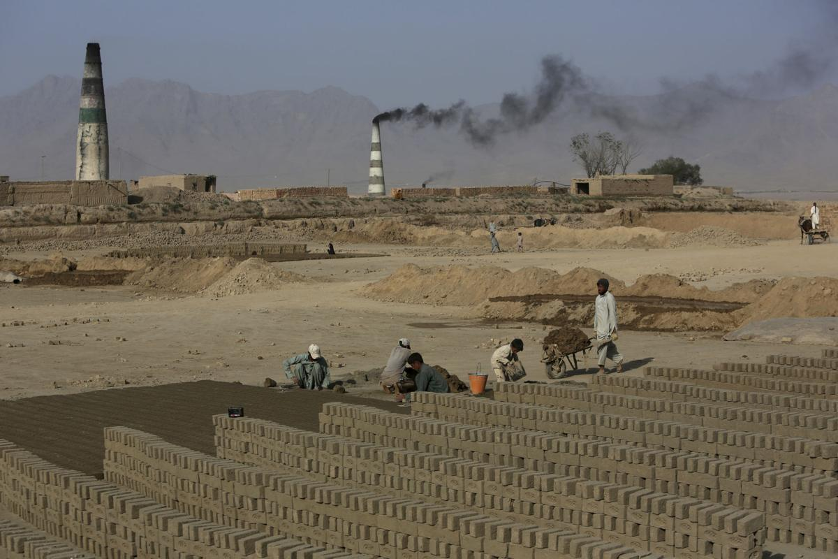 Afghanistan Debt Slaves