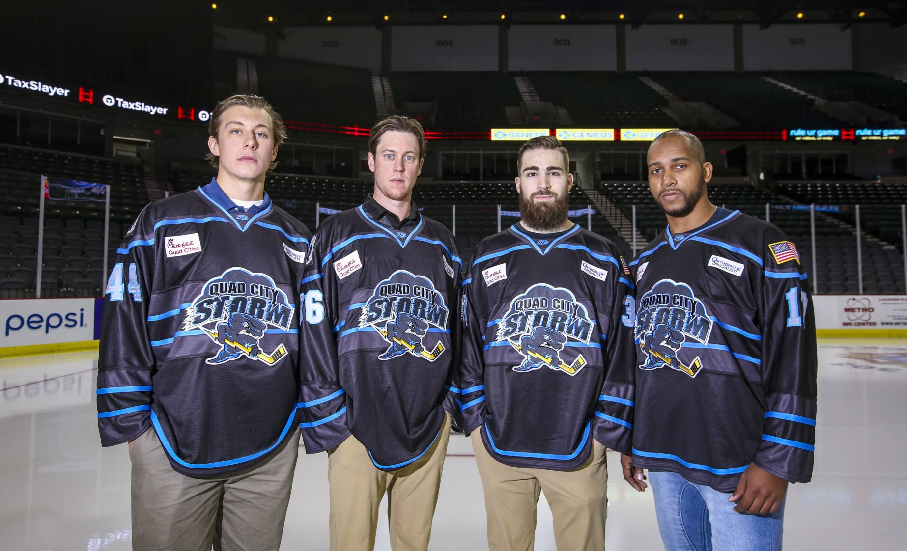 SPHL: 'These Are Guys I Wanted' - Storm Relishing Opportunity As SPHL Expansion Team