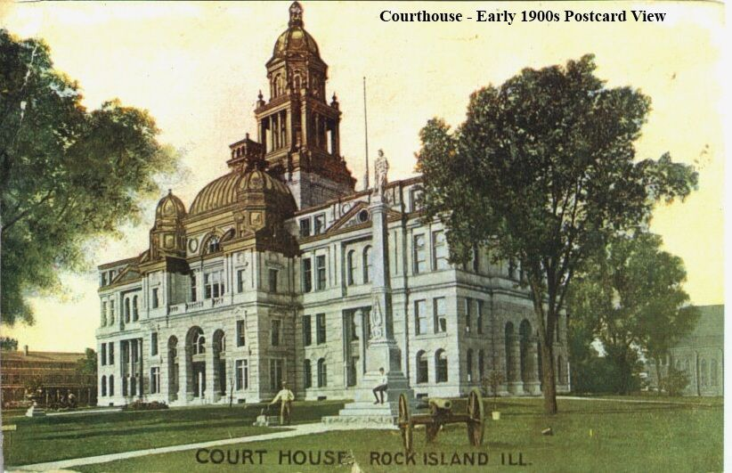 Rock Island Il Courthouse