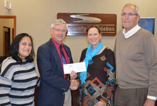 Community Foundation and Honor Flight