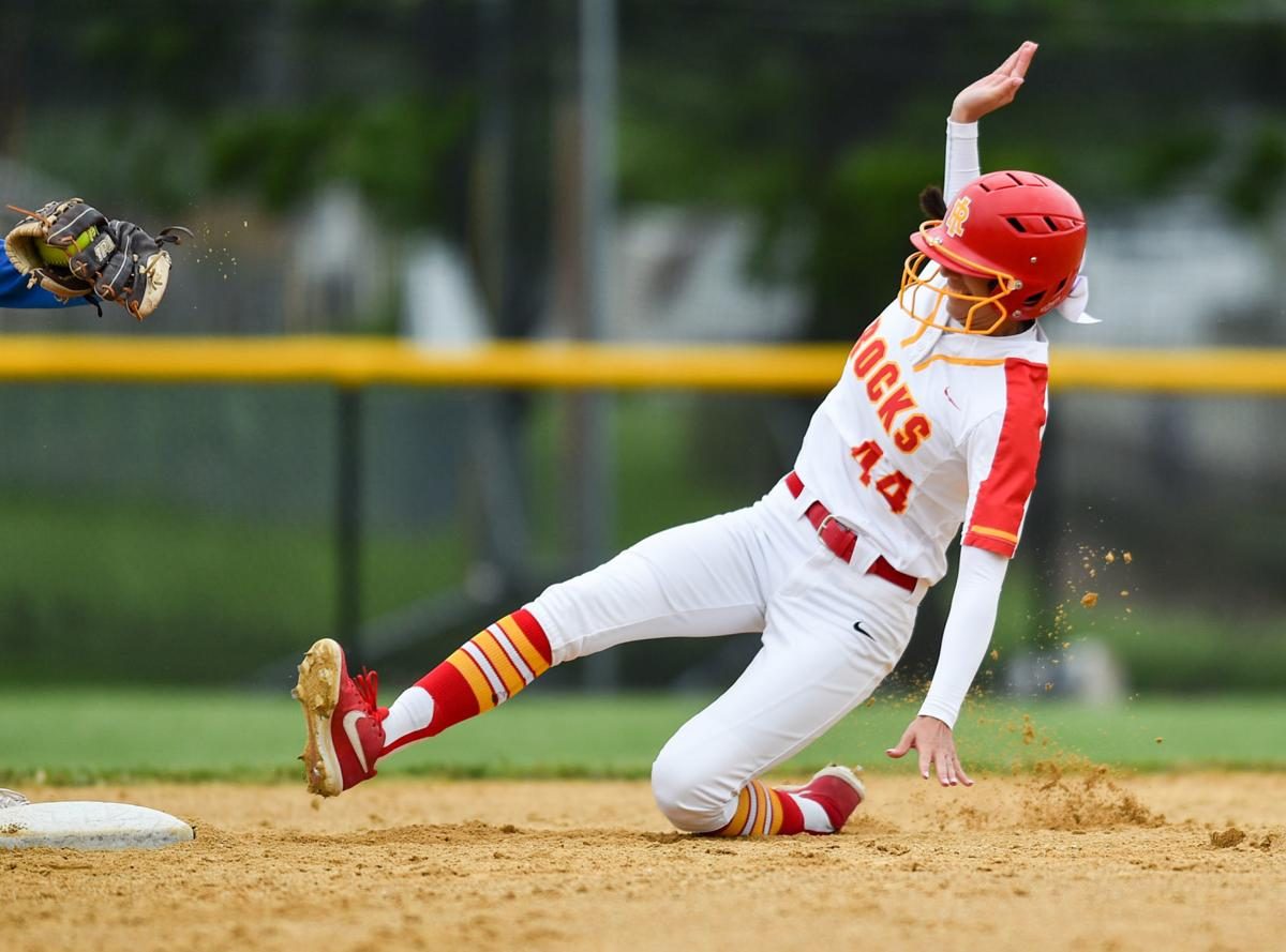 Class 4A United Township softball regional