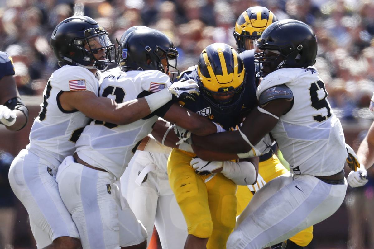 Army Michigan Football