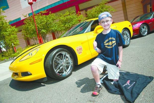 corvette drive