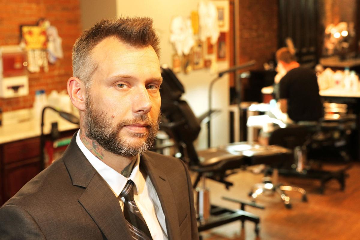 Tattoos In The Workplace Raise Eyebrows Local News Qctimes