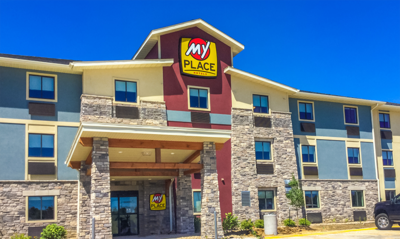 A 64 Room My Place Hotel Is Now Open At 4653 Progress Drive Davenport