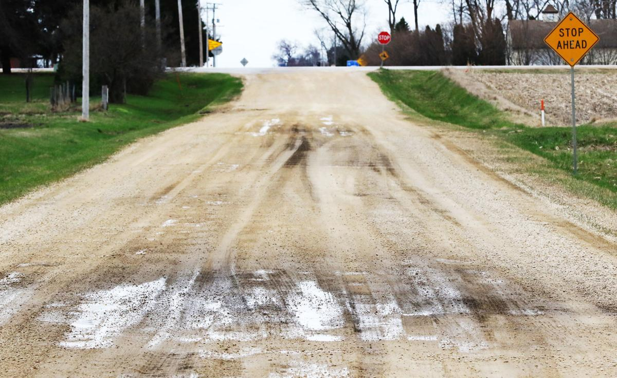 Scott County battles frost boils on gravel roads | Local
