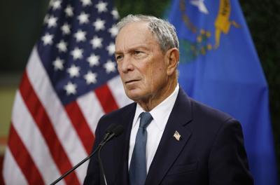 Michael Bloomberg, former New York City mayor