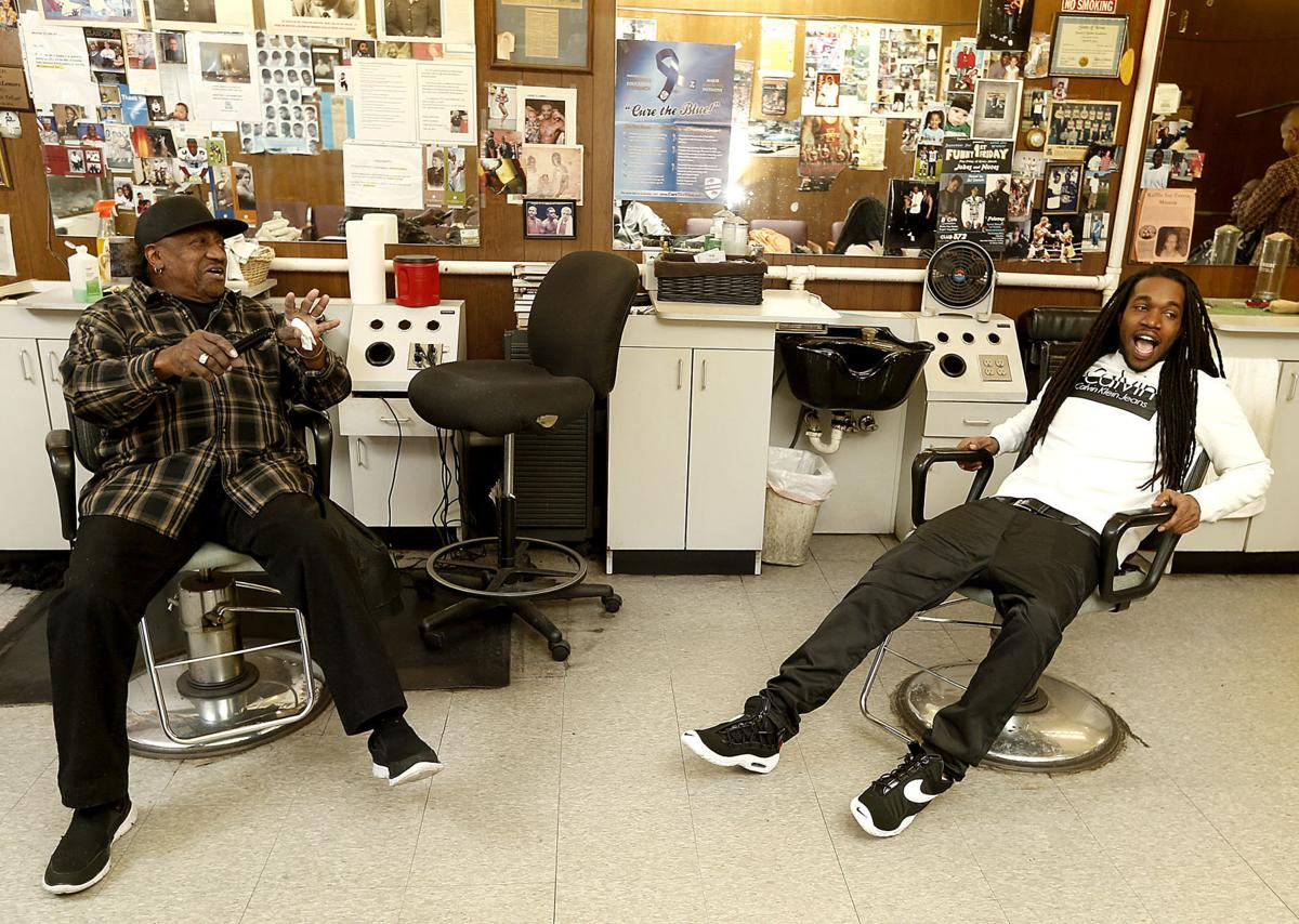 Big Story At Joes 50 Years Of Haircuts And Life Lessons Local