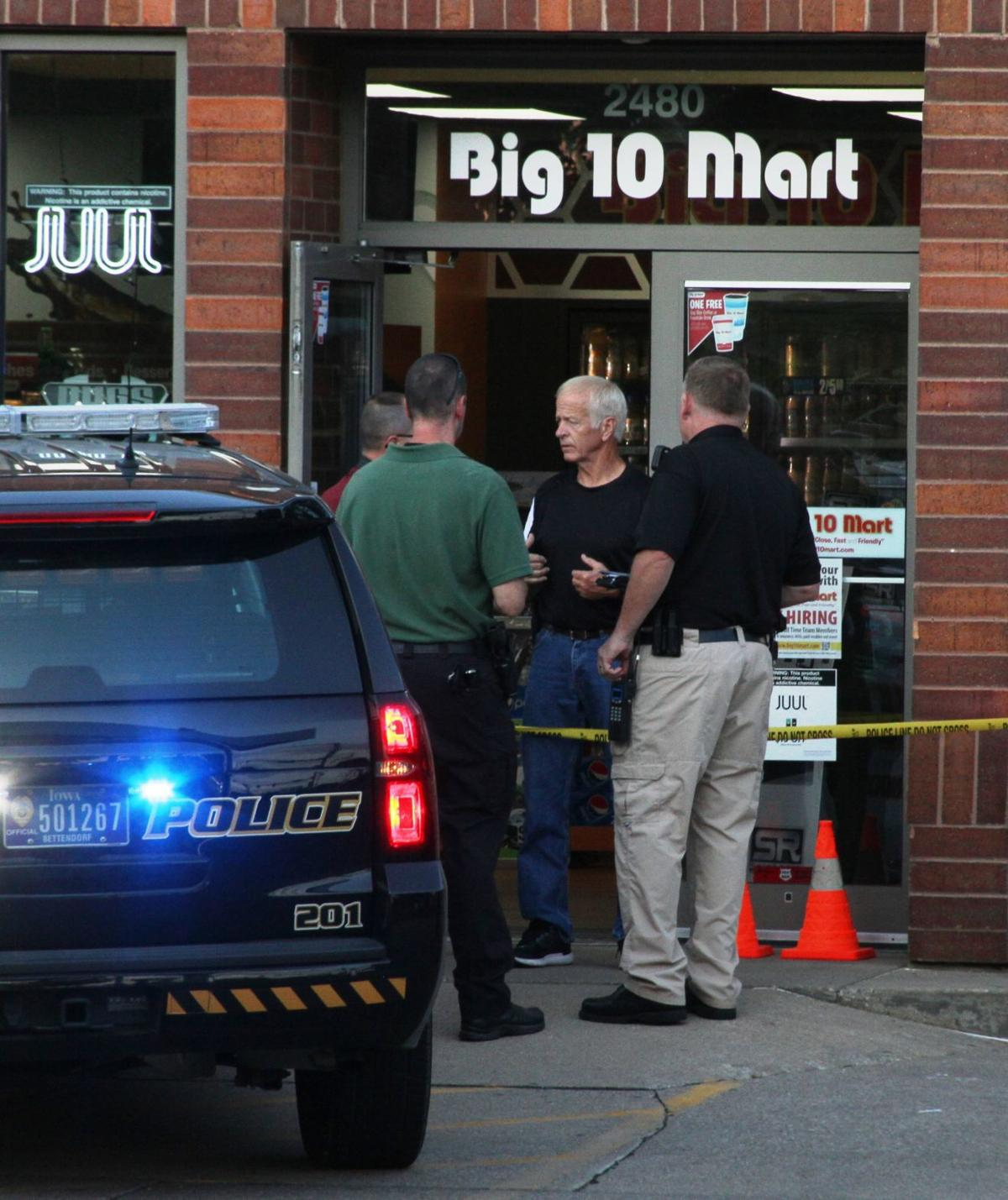 UPDATE: Police identify shooting victim at Bettendorf Big 10