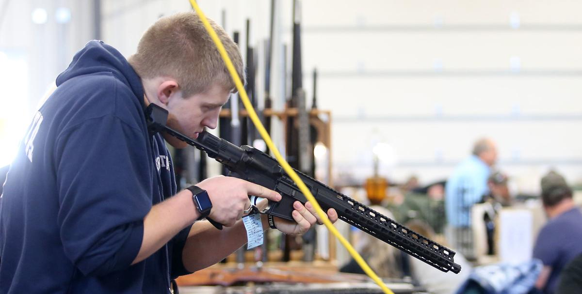 Big Story Even Gun Owners And Dealers Search For Answers In School