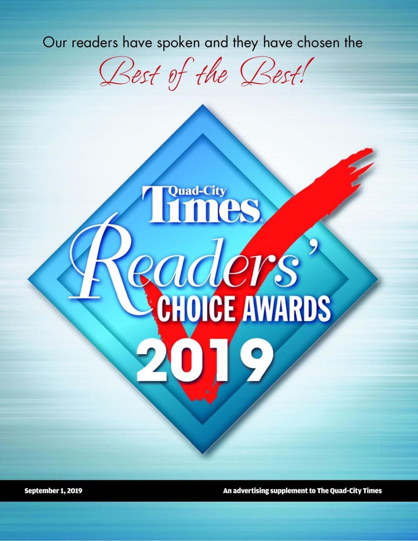 2019 Readers' Choice