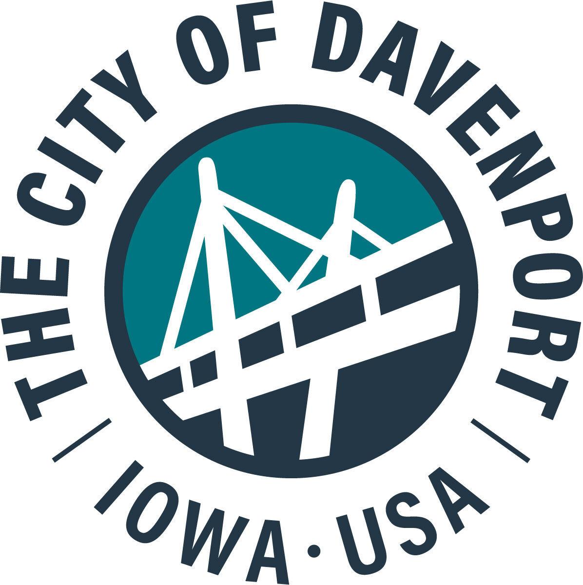 City of Davenport logo
