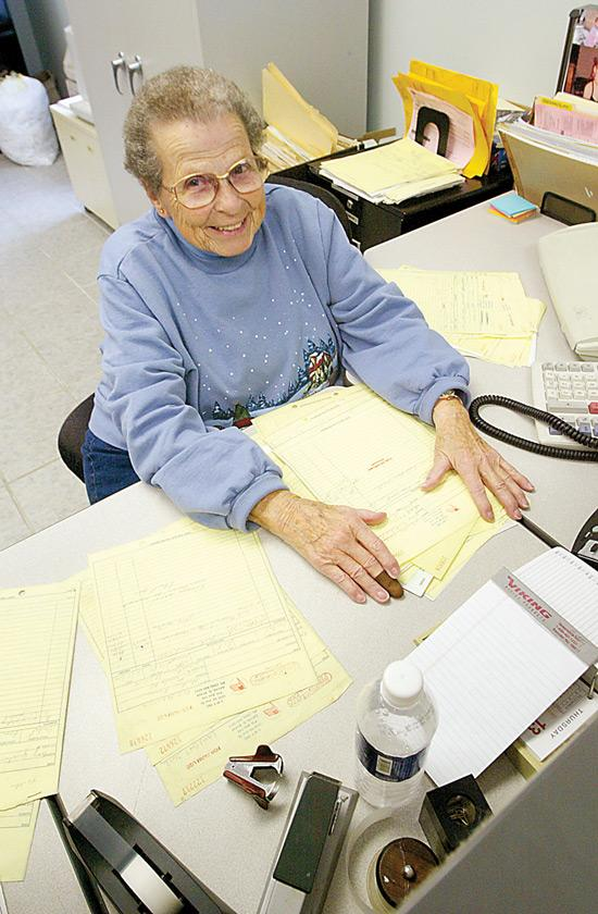 Longtime employee dedicated to work at LMT
