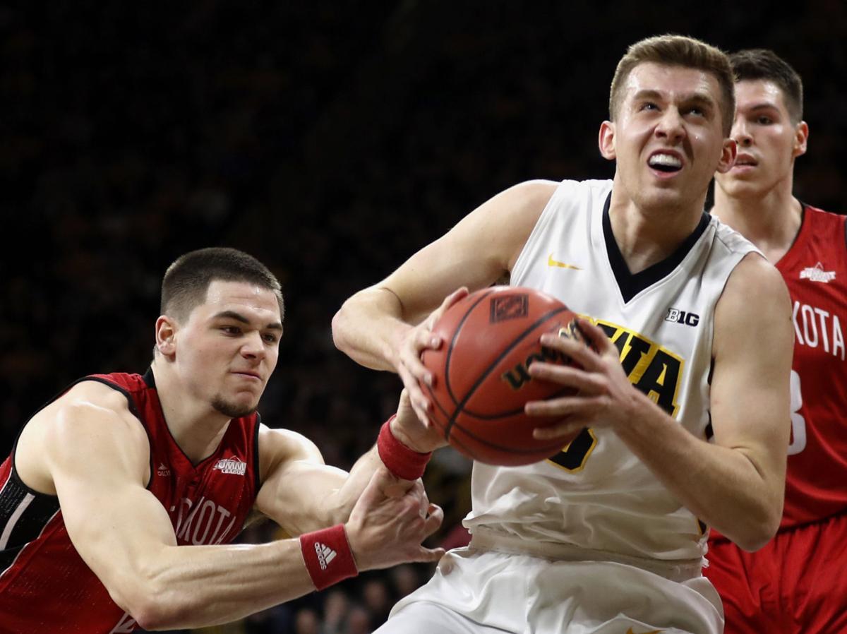 Iowa Preview Basketball