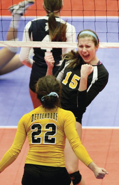 Growth spurt helps Willey's game take off | High School Volleyball