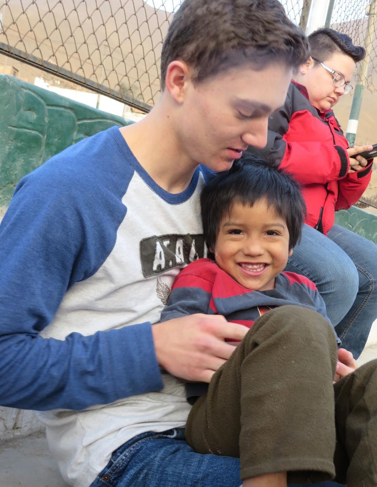 PVHS trip to Peru