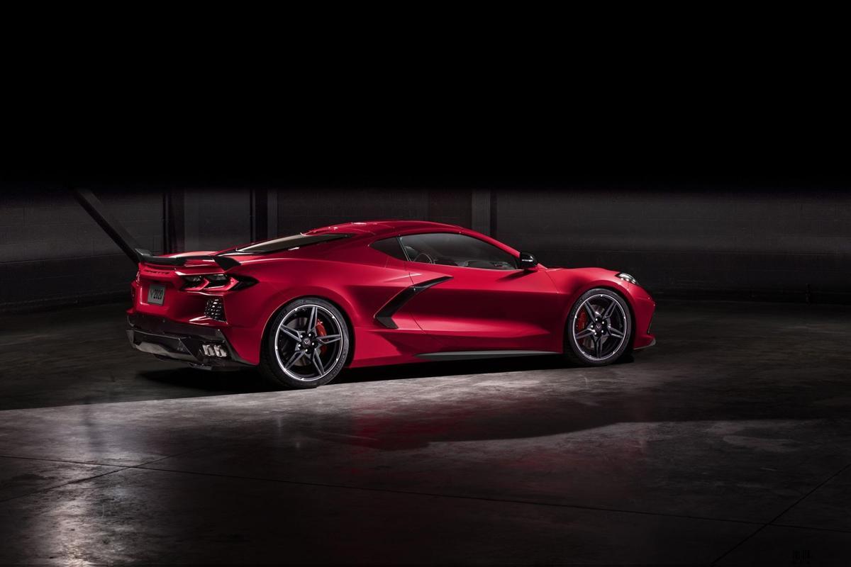 New Corvette