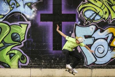 'Pray for Skate Church': With its future precarious, Skate Church celebrates years of community