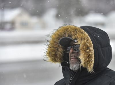 More Than 12 000 Area Residents Without Power Zero Visibility On