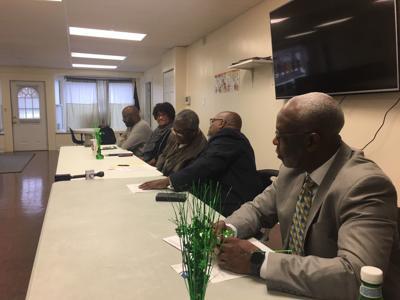 Village Elders meeting