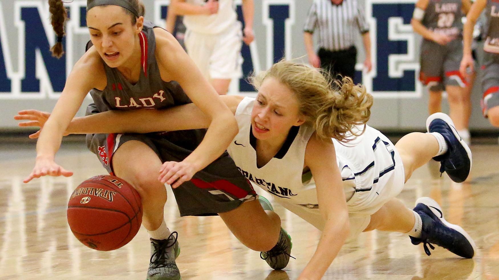 Photos: North Scott at Pleasant Valley Girls Basketball | Basketball | qctimes.com