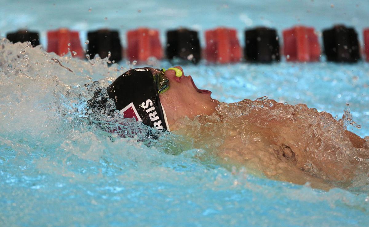 Bulldogs Maroons Pace Qct All Metro Boys Swim Team High School Swimming