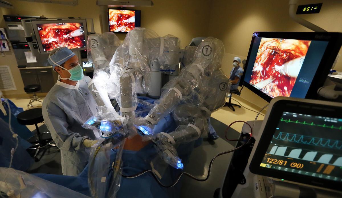 Robotic surgery 2